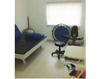 clínica de fisioterapia neurológica no Jardim Santo André