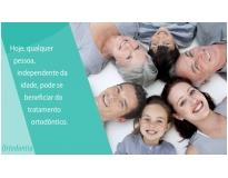 clínica de ortodontia na Pinheirinho