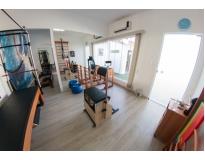 clínica de pilates na Cata Preta