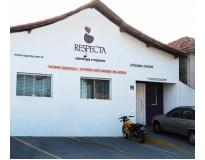 clínica para fisioterapia na Vila Alzira