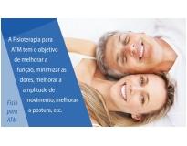 fisioterapia para atm no Ibirapuera