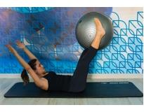 orçamento para pilates com bola na Vila Gilda