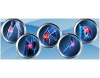 ortopedia para infiltração no pé
