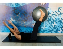 pilates com bola Recreio da Borda do Campo