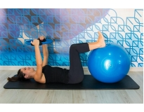 pilates solo no Centro