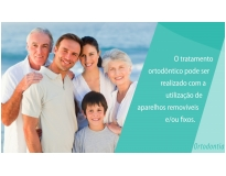 preço clínica de ortodontia na Homero Thon