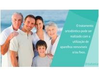 preço clínica de ortodontia Vila Homero Thon