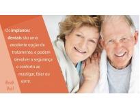 tratamento odontológico na Vila Lucinda
