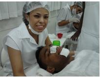 tratamentos estéticos para o rosto Vila Scarpelli